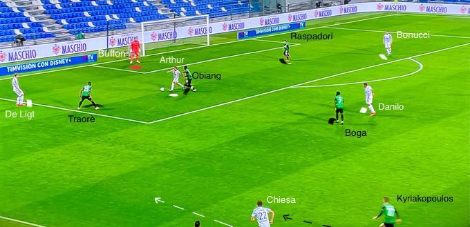 Juve, al calcio liquido di Pirlo manca Ramsey. Capello sbaglia a dileggiare Arthur: 'Sembra un rugbista'