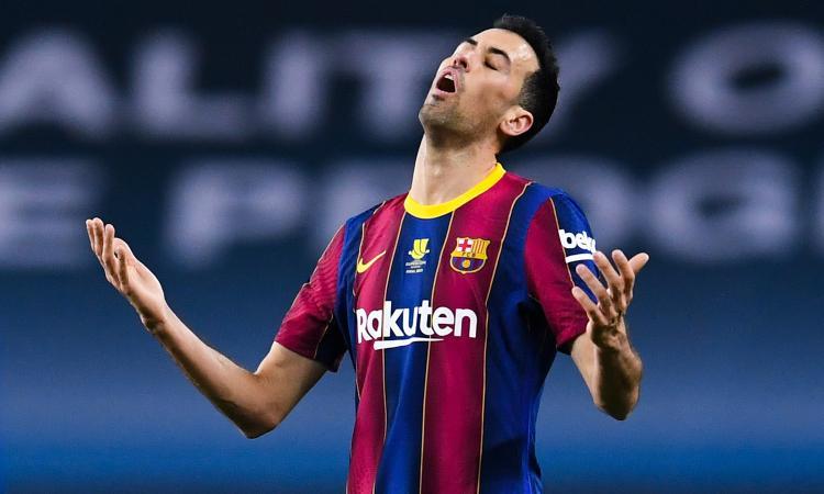 Barcellona, sirene dalla MLS per Busquets