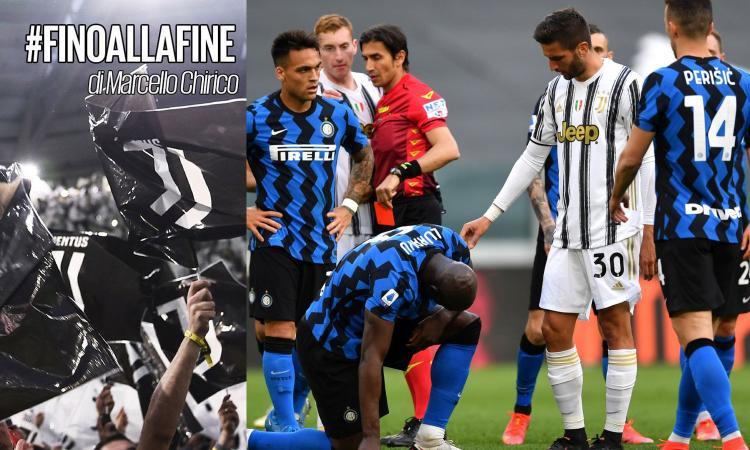Chirico: 'Interisti, serve sportività: la classe è acqua o...cartone? E ora vedono Del Piero come uno di loro...'
