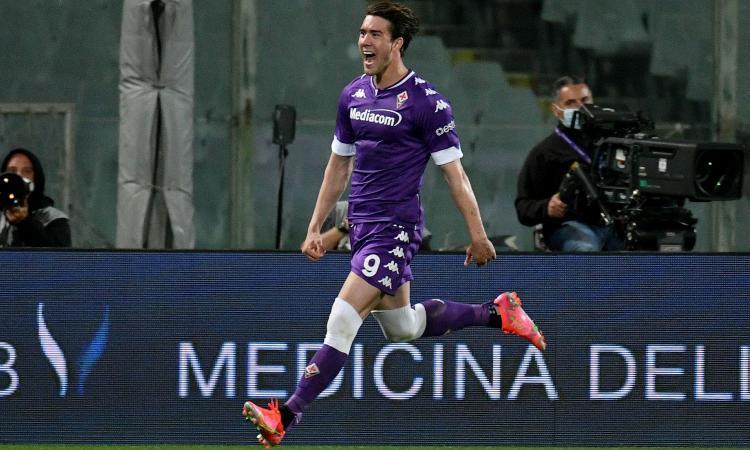 Fiorentina, per Vlahovic nessun incontro in agenda. Attese mosse dell'entourage