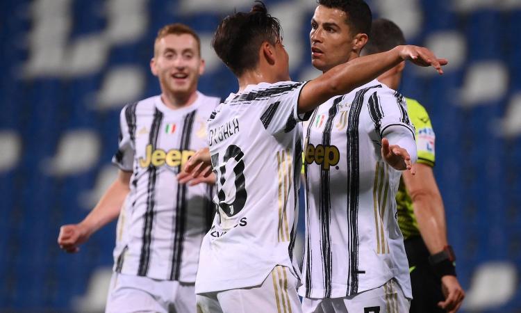 La Juve di Pirlo ne azzecca una col Sassuolo, ma è inutile: la Champions è ormai andata