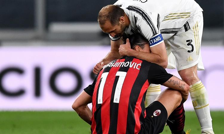 Milan, problema al ginocchio per Ibra. Pioli: 'Non era al 100%, speriamo non sia grave'