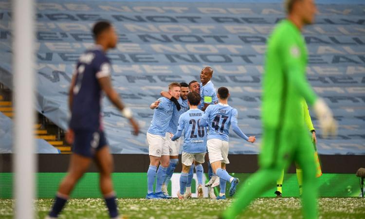 Il City ha un allenatore vero, il Psg no: Guardiola vince senza attaccanti, ora è favorito per la Champions
