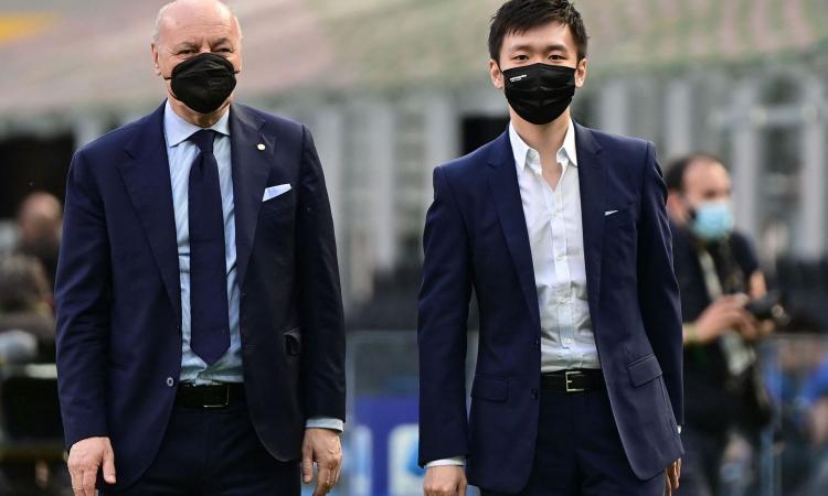 Inter: Zhang pronto a tornare in Cina e a blindare Marotta
