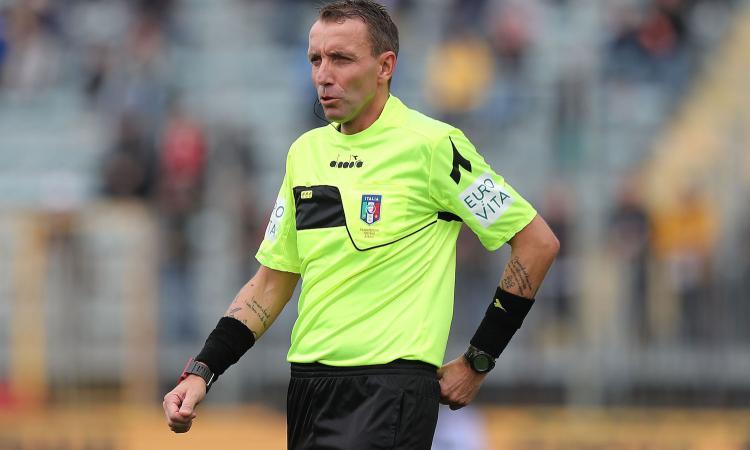 Da Juve-Napoli in Supercoppa a Benevento-Cagliari, Mazzoleni e l'accusa di Vigorito: 'Arbitro anti-sud'