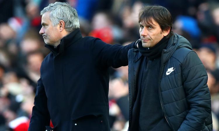 Inter-Roma, che intrecci in panchina: il rischio di non vedere Conte contro Mourinho