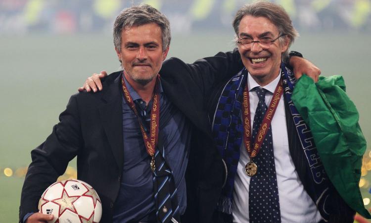 Mourinho-Roma, Moratti a CM: 'Sorpreso, ma fa piacere. Che sfida con Conte! Zhang il primo a chiamare dopo lo scudetto'