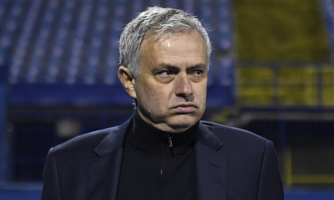 Ecco la Roma di Mourinho (senza grandi nomi!)