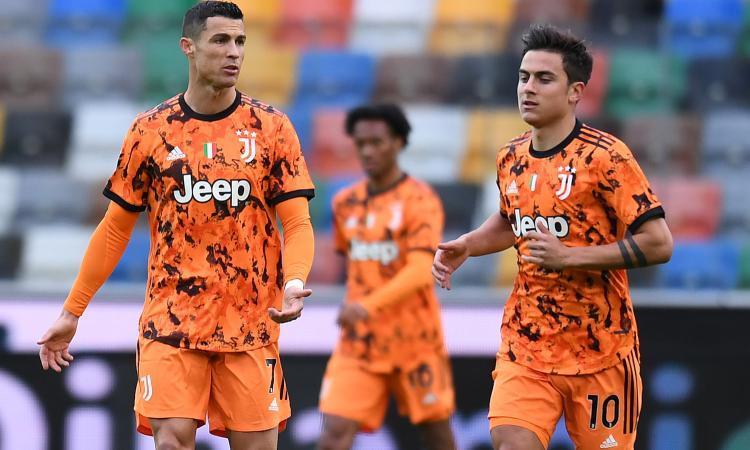 Udinese-Juve, le pagelle di CM: flop Dybala, è tornato il vero Ronaldo. De Paul croce e delizia