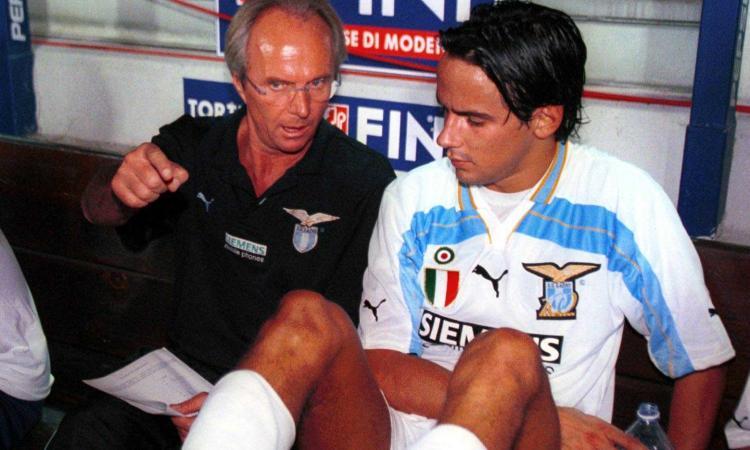 Eriksson: 'Inzaghi? Non lo vedevo come allenatore. Meritava una società più forte, non poteva dire no all'Inter'