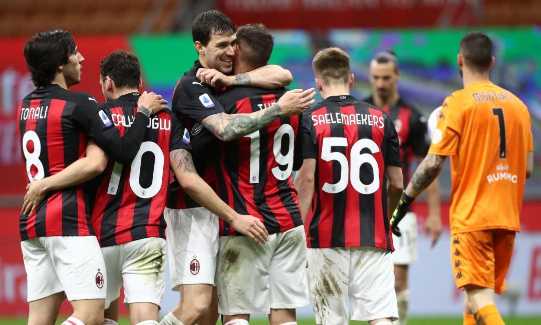 Punti e fiducia per un Milan che ora dovrà chiudere il conto
