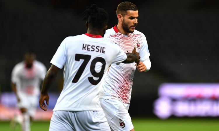 Torino-Milan, le pagelle di CM: Theo è favoloso, che partita di Kessie e Rebic