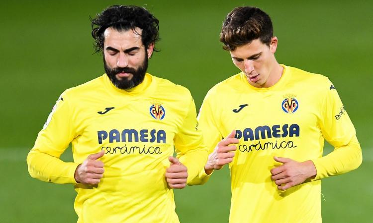 Il rimpianto del Napoli e il pupillo di Bonera: Albiol e Pau Torres, la 'strana' coppia che fa sognare il Villarreal