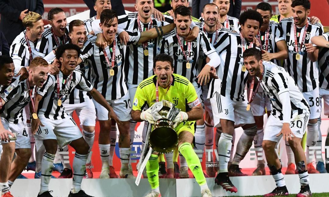 Una finale tesa e avvincente, vince la Juventus...