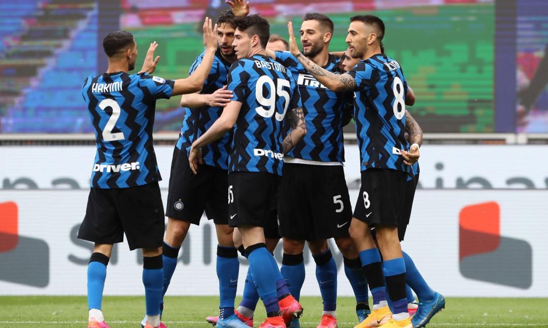 Inter: che numeri strepitosi!!