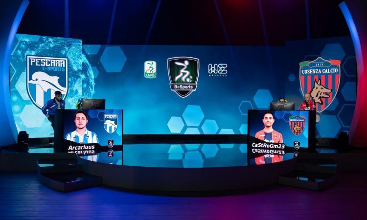 Il Pisa si conferma campione: vince BeSports 2021