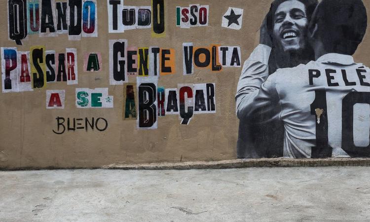 Bob Marley il genio del reggae che faceva danzare il pallone