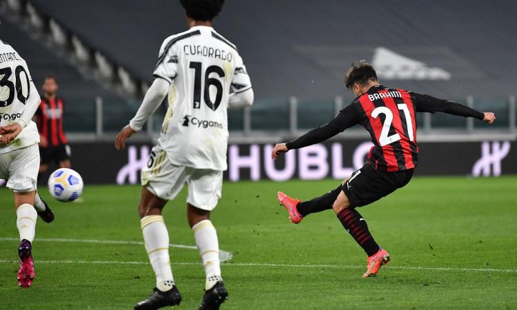 Juve-Milan, rivivi la MOVIOLA: il Var conferma il gol di Brahim Diaz e dà un rigore ai rossoneri, tutti gli episodi