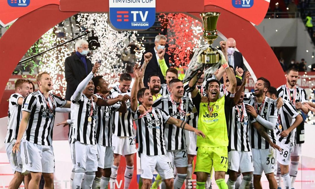 Chiesa e Kulusevski regalano la Coppa Italia alla Juve