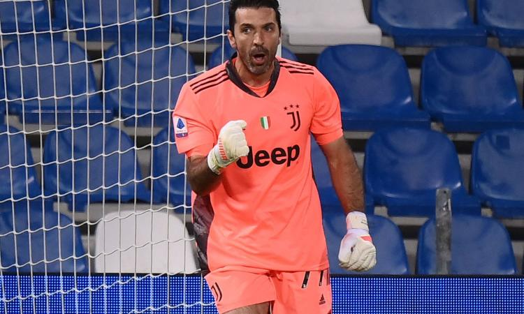 Buffon: 'Il 12° solo per la Juve, ma ho capito che era finita. B? Ci sono andato a 28 anni. Su Allegri e Donnarumma...'