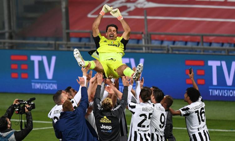 Chirico: 'Tifosi del Parma beceri e senza rispetto! Buffon, chiama Agnelli e torna alla Juve'