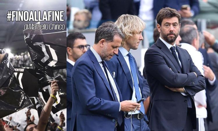 Chirico: 'Marino, chi perde con la Juve dà sempre la colpa all'arbitro. Moggi e Paparesta insegnano, ma Paratici...'