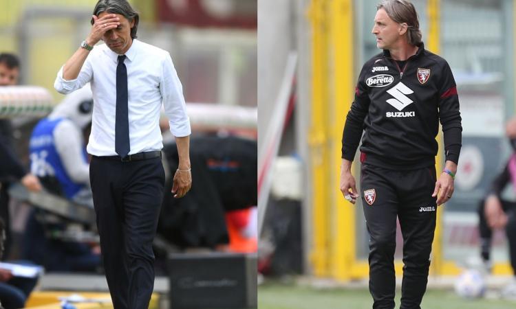 Serie A, corsa salvezza: Cagliari salvo, lotta tra Benevento e Torino. Filippo Inzaghi spera nel fratello Simone