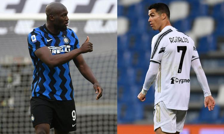 Supercannoniere: Ronaldo o Lukaku, l'Europeo dirà chi è più forte