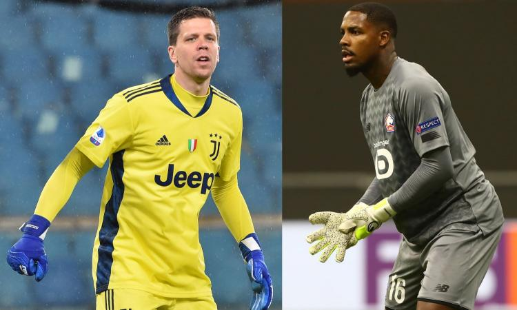 Tra Szczesny e Maignan: intrigo Borussia Dortmund con Juve e Milan