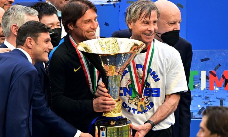 Juve-Inter, Conte nella storia della Serie A