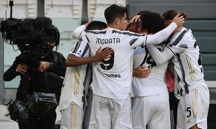 Allo Stadium succede di tutto, Juve-Inter 3-2. Decide un rigore di Cuadrado all'88', Pirlo spera nella Champions