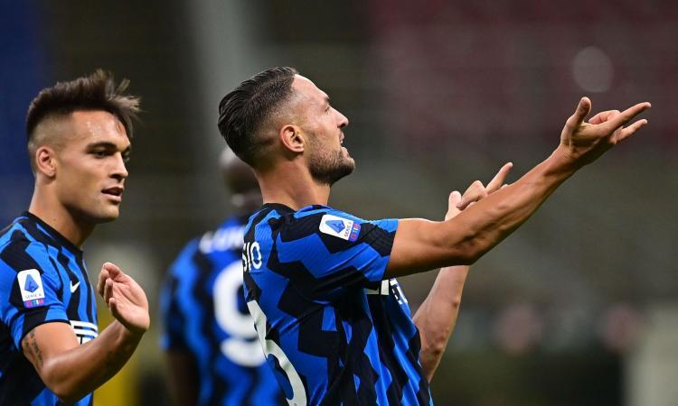 Inter, retroscena su D'Ambrosio