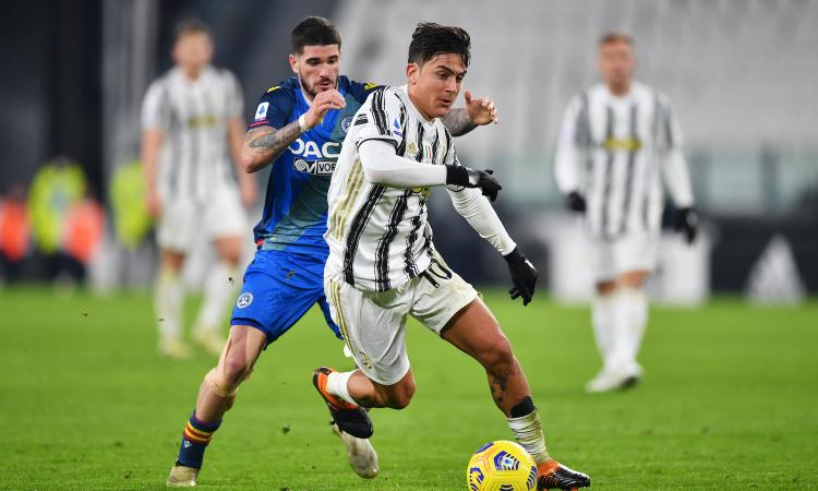Serie A, oggi Udinese-Juve e Napoli-Cagliari. Poi Atalanta, Lazio, Roma e Fiorentina: probabili formazioni e dove vederle in tv