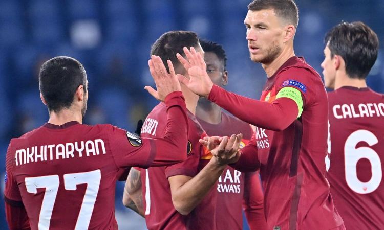 Roma, da Dzeko a Florenzi e Mkhitaryan: come cambia il mercato con Mourinho