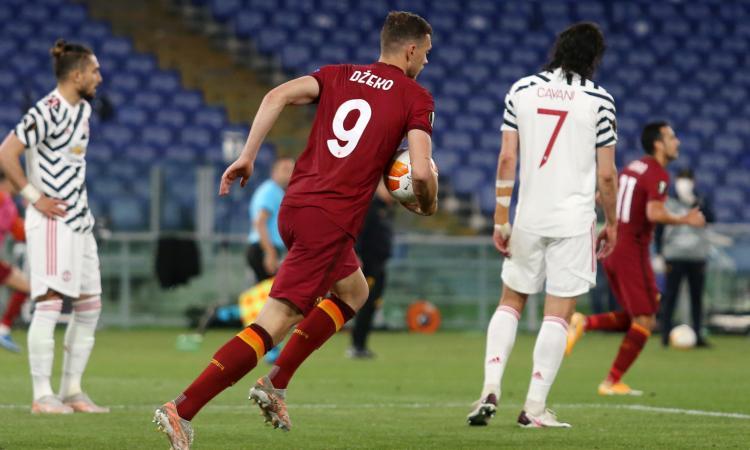 Orgoglio Roma: batte 3-2 il Manchester United, ma è fuori. Servono molti rinforzi per Mourinho