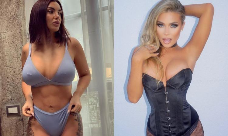 Elettra in topless, Carmen Electra in bikini: fan impazziti, che FOTO!