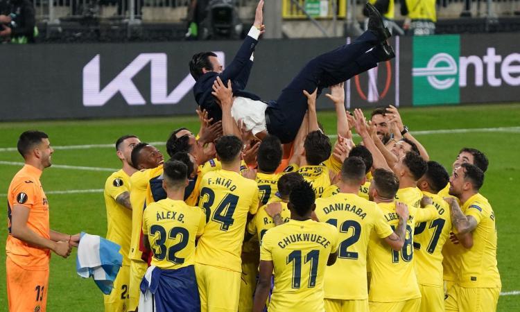 Emery è il re dell'Europa League: il Villarreal vince grazie a un super Albiol