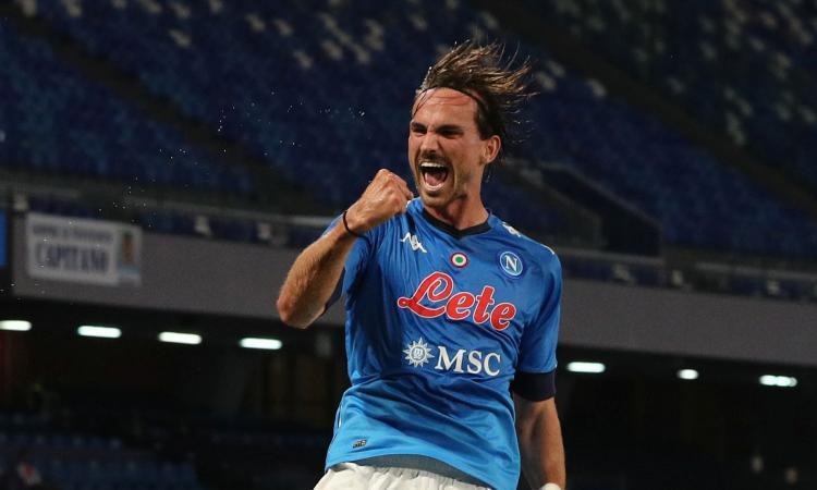 Napoli, 4 club su Fabian Ruiz: De Laurentiis spara alto