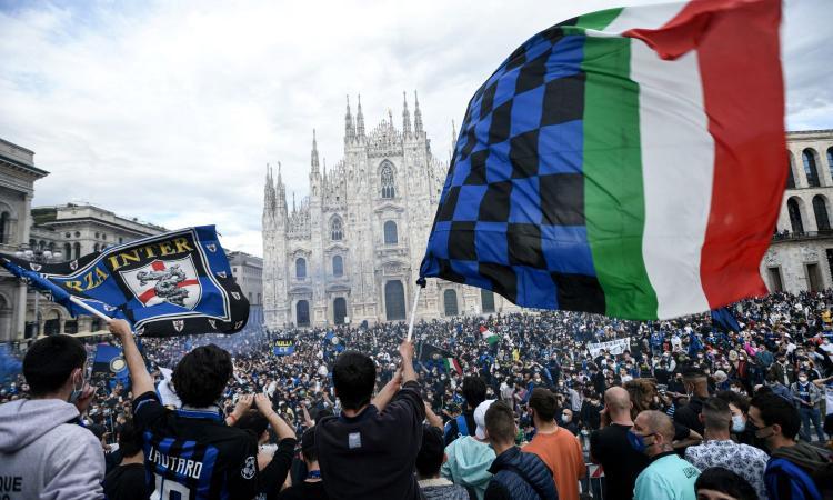 Festa Inter, il sindaco Sala: 'Non conveniva chiudere piazza Duomo. Ormai tutti si improvvisano esperti...'