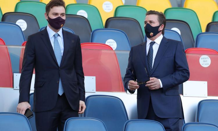 Stadio Roma, Raggi: 'I Friedkin persone molto serie, non hanno voluto lo stadio a Tor di Valle'