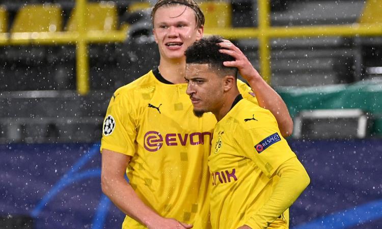 Borussia Dortmund: c'è un indizio sul futuro di Haaland
