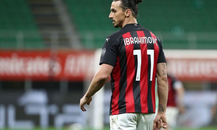 Milan, infortunio Ibrahimovic: domani la risonanza al ginocchio. Diaz sta bene