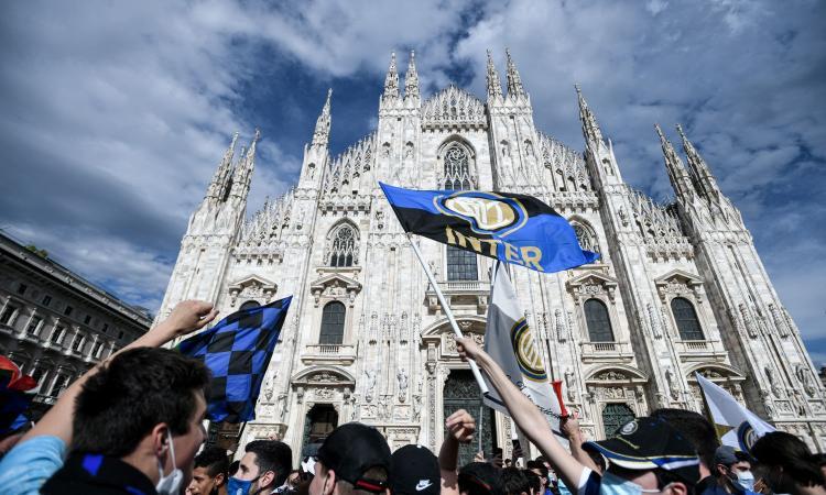 Verso Inter-Samp, la Curva Nord raccomanda: 'Niente assembramenti nei punti chiave di Milano'