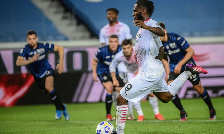 Milan, Kessie record dal dischetto come Ibrahimovic: il dato