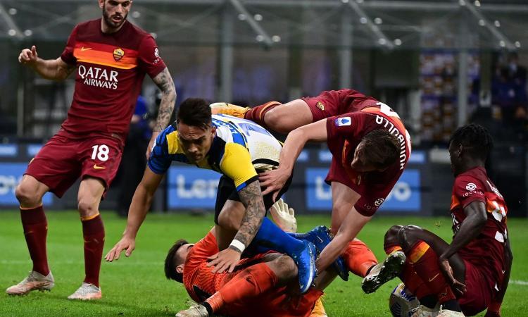Inter, furia Lautaro contro Conte. Battibecco in panchina: 'Porta rispetto, fenomeno…'
