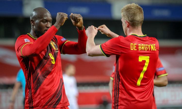 Euro 2020, in Belgio-Russia sfida del gol interna Lukaku-Mertens: le quote premiano il nerazzurro