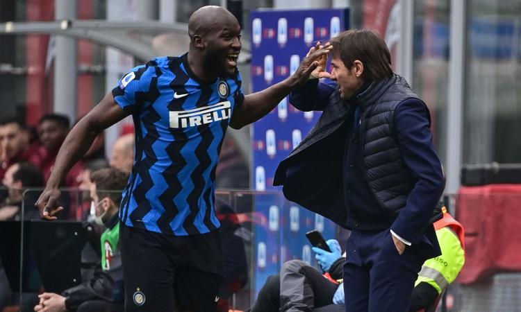 Lukaku: 'Anno più bello della mia carriera, ora apriamo un ciclo all'Inter. Combatterò fino alla morte per Conte'