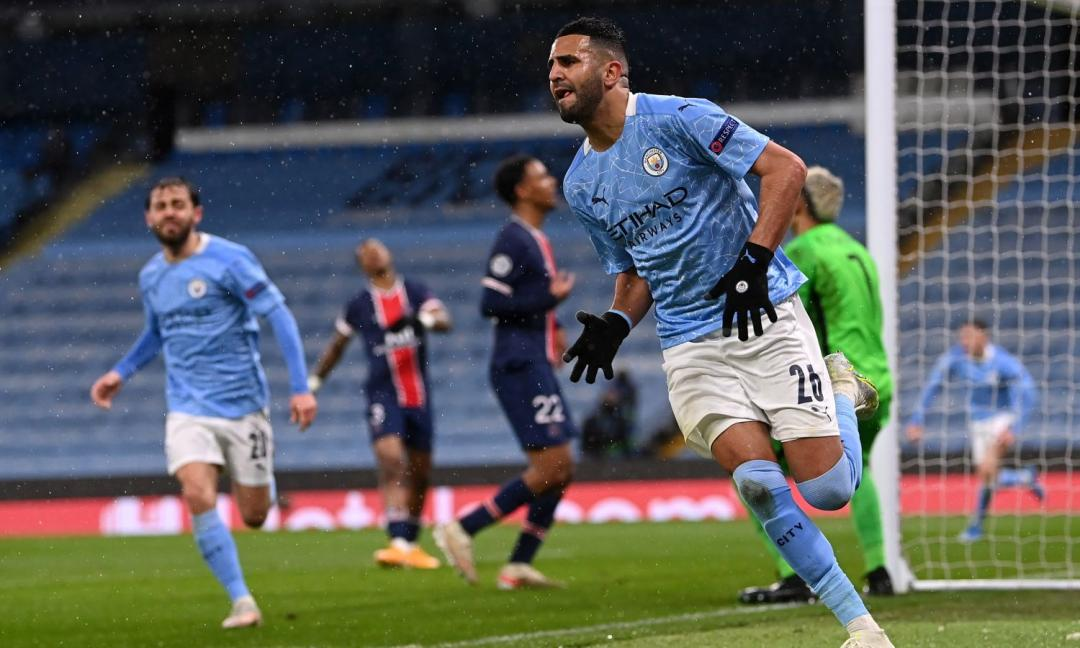 Manchester City-Psg, l'analisi del dominio Citizens