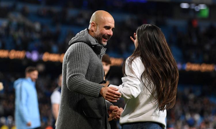 Love story per Maria Guardiola: la figlia di Pep ha un flirt con Alli! FOTO