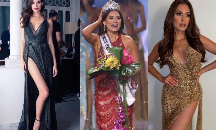 Miss Universo 2021, vince Andrea Meza: modella messicana con laurea in ingegneria, che FOTO!